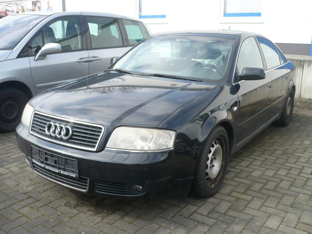 Audi A6 2.5 TDI quattro*Automatik