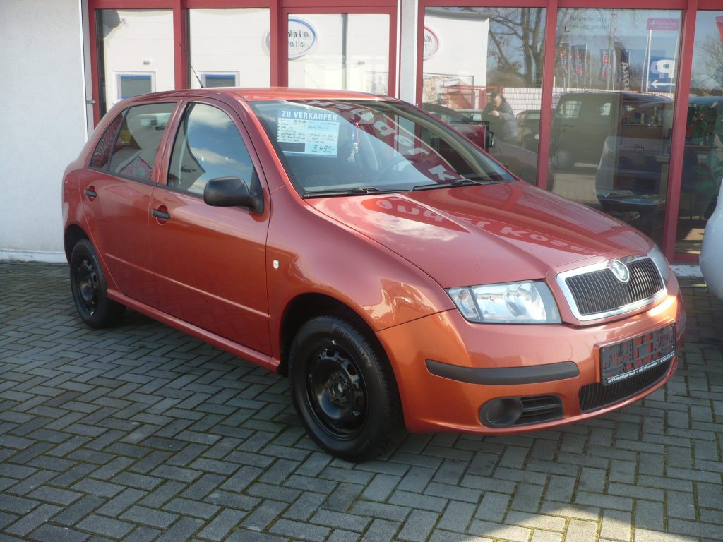 Fabia 1.2 HTP Cool Edition