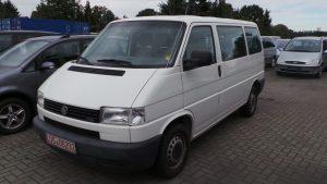 T4 2.5 TDI BUS 9-Sitzer 1.Hand* erst 157tkm*TÜV NEU