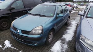 Clio 1.2 * 75 PS 5-türig* Klima * erst 123tkm* TÜV NEU !