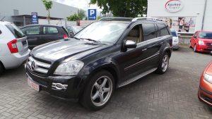 GL 420 CDI DPF 4Matic 7G-TRONIC*7-Sitzer*Panorama*Leder