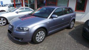 A3 Sportback 2007 * Automatik